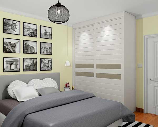 卧室定制家具图片