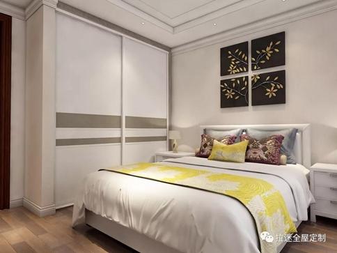 卧室衣柜3