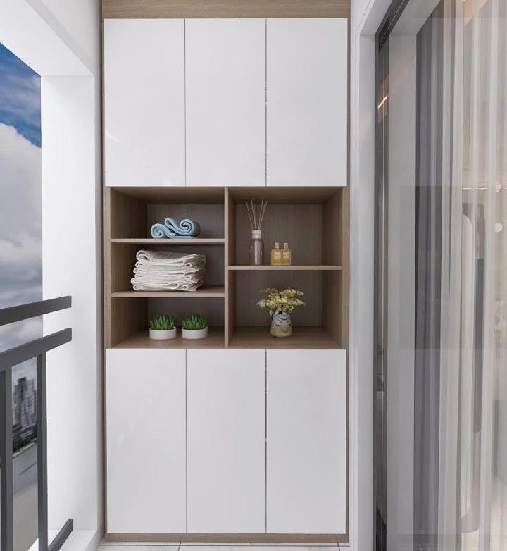 阳台吊柜尺寸_阳台吊柜尺寸一般是多少-上海拉迷家具